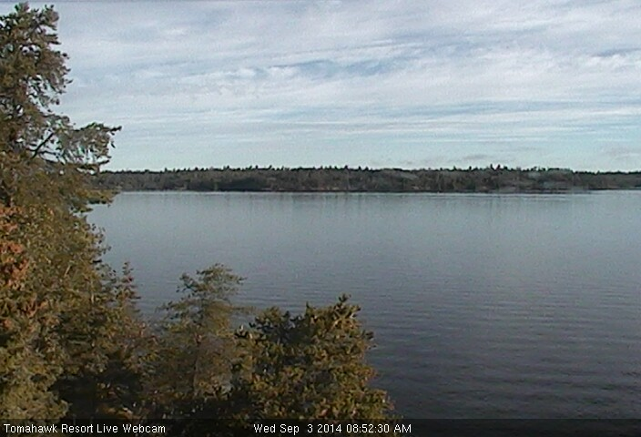Lake of the Woods Webcam, Wed, 03 Sep 2014 13:33:33 GMT